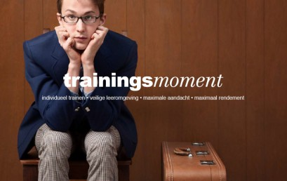 Trainen met TrainingsMoment