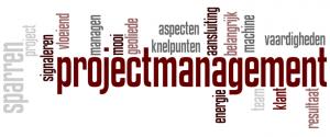 Projectmanagement. Een andere manier van denken en werken.