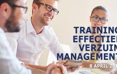 Training Effectief verzuimmanagement